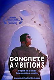 Concrete Ambitions Poster