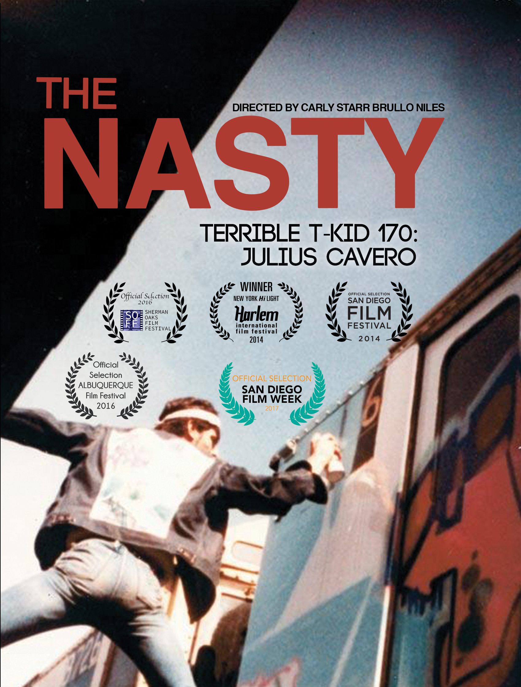 image The Nasty Terrible T-Kid 170: Julius Cavero Watch Full Movie Free Online