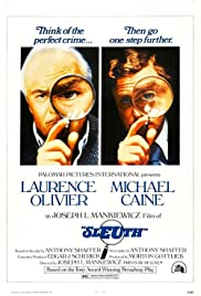 Sleuth (1972) Poster - Movie Forum, Cast, Reviews