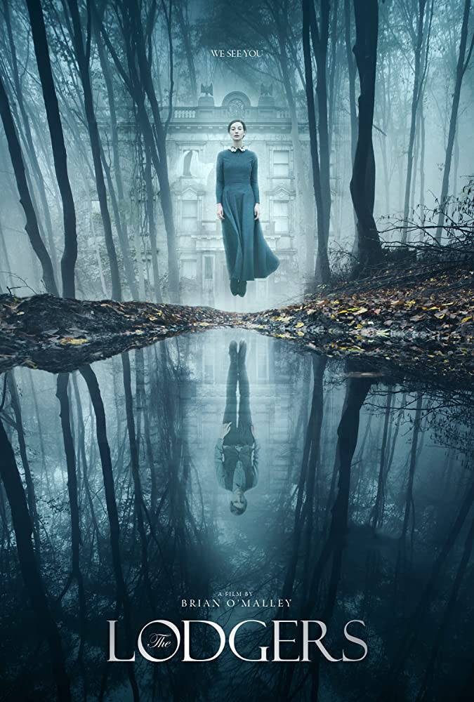 The Lodgers 2017 1080p WEB-DL x264 AAC - Hon3y
