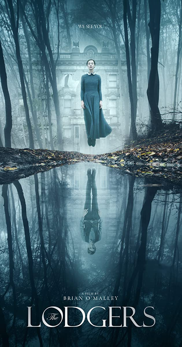 Lodžeriai / The Lodgers (2017) online