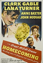 Homecoming (1948) Poster - Movie Forum, Cast, Reviews