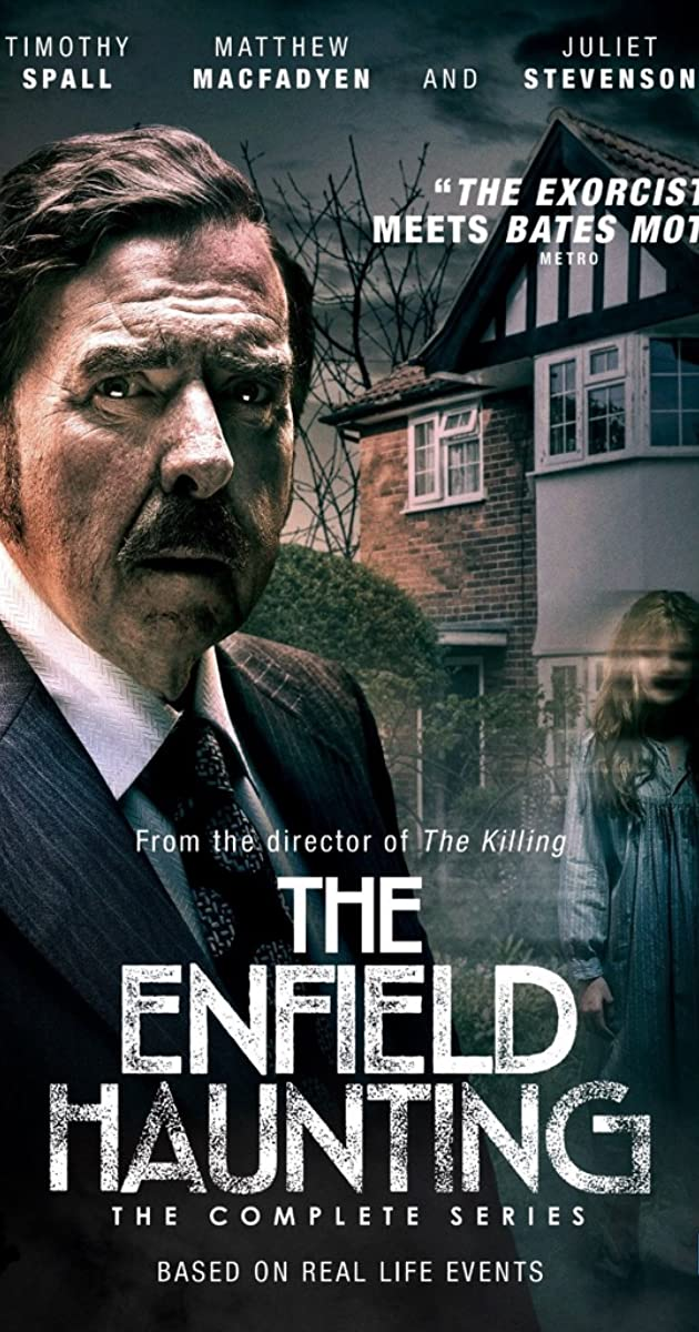 the enfield haunting tv miniseries 2015 imdb