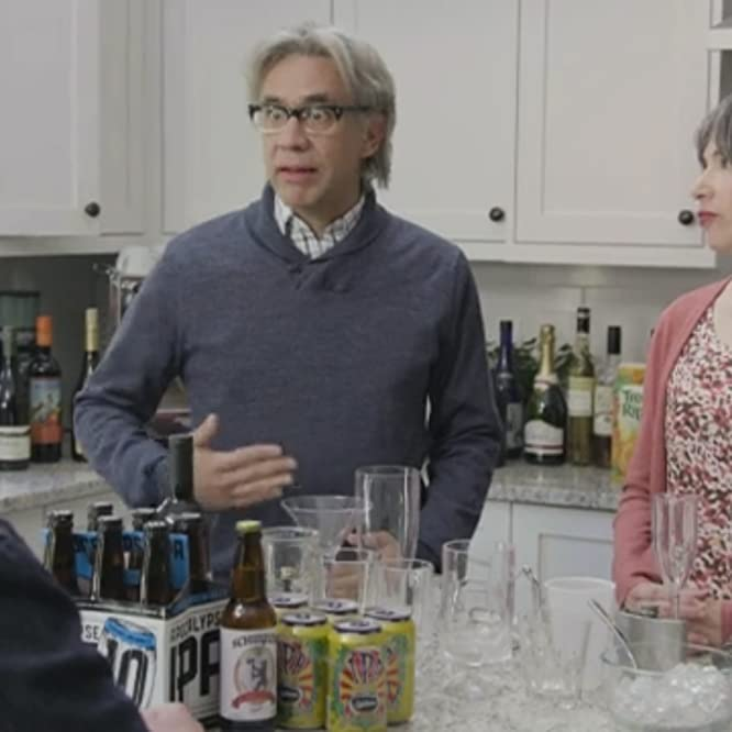 Fred Armisen, Carrie Brownstein, and Phelan Davis in Portlandia (2011)