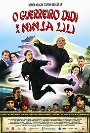 O Guerreiro Didi e a Ninja Lili Poster