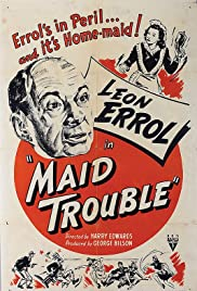 Maid Trouble Poster