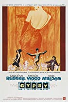 Gypsy (1962) Poster