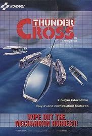 Thunder Cross Poster