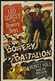 Bowery Battalion (1951) Poster - Movie Forum, Cast, Reviews