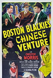 Boston Blackie's Chinese Venture (1949) Poster - Movie Forum, Cast, Reviews