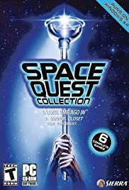 Space Quest V: The Next Mutation Poster