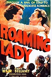 Roaming Lady Poster