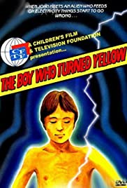 The Boy Who Turned Yellow Poster