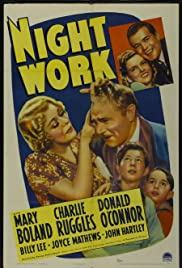 Night Work Poster