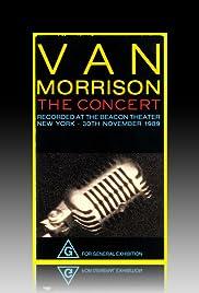 Van Morrison: The Concert Poster