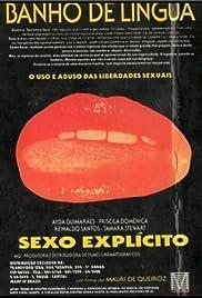 Banho de Língua Poster