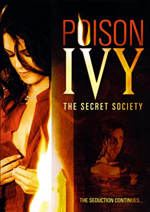 Poster Poison Ivy: The Secret Society