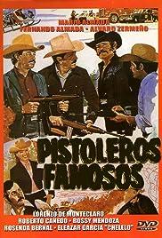 Pistoleros famosos Poster
