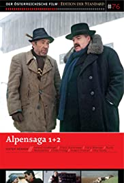 Alpensaga Poster