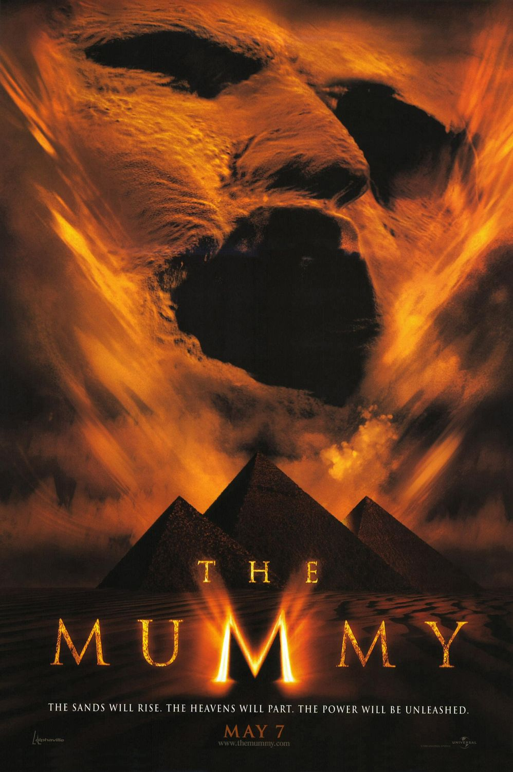 The Mummy 1 1999 Hindi Dubbed