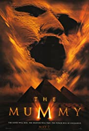 The Mummy Poster