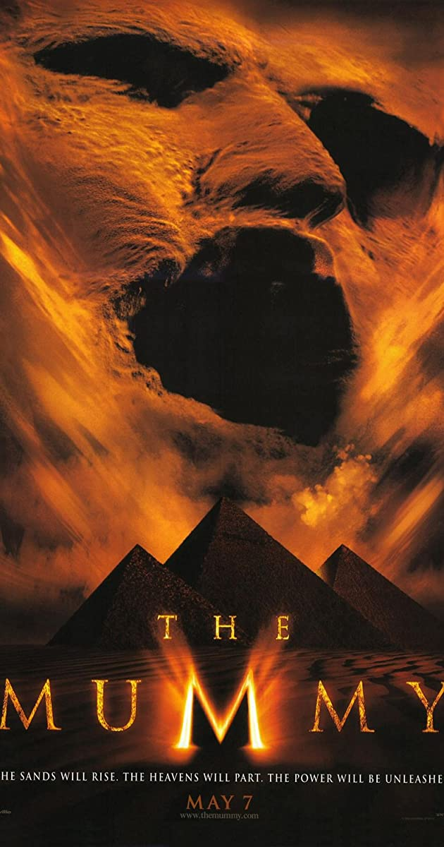 The Mummy 1999 BRRip