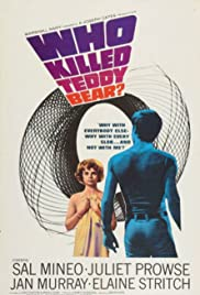 Who Killed Teddy Bear Poster