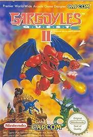 Gargoyle's Quest II Poster