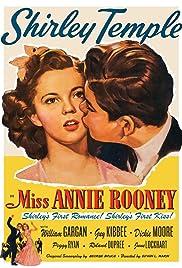 Miss Annie Rooney Poster