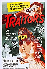 The Traitors Poster