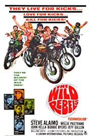 The Wild Rebels (1967) Poster - Movie Forum, Cast, Reviews