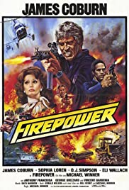 Firepower (1979) Poster - Movie Forum, Cast, Reviews