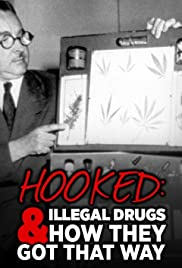 Hooked: Illegal Drugs & How They Got That Way - LSD, Ecstasy, and the Raves Poster