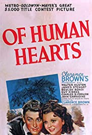 Of Human Hearts (1938) Poster - Movie Forum, Cast, Reviews