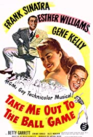 Take Me Out to the Ball Game (1949) Poster - Movie Forum, Cast, Reviews