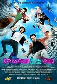 Jawani Phir Nahi Ani(2015) Poster - Movie Forum, Cast, Reviews