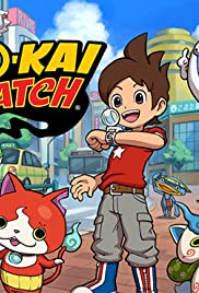 Yo-kai Watch Poster - TV Show Forum, Cast, Reviews