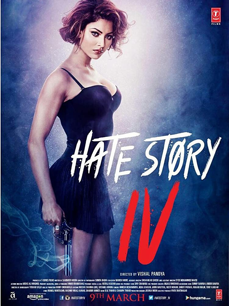 Hate Story IV 2018 Movie 810MB