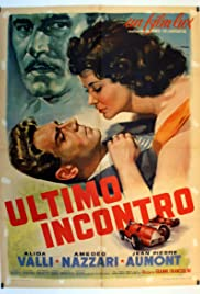 Ultimo incontro Poster