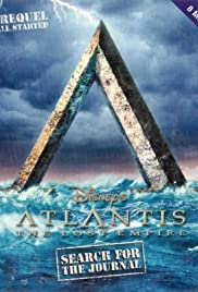 Atlantis: The Lost Empire - Search for the Journal Poster