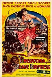 Theodora, Slave Empress(1954) Poster - Movie Forum, Cast, Reviews