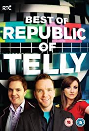 The Republic of Telly Poster