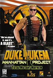 Duke Nukem: Manhattan Project (2002) Poster - Movie Forum, Cast, Reviews