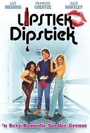 Lipstiek Dipstiek Poster