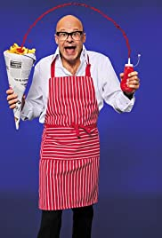 Harry Hill's Tea Time Poster