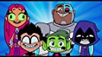 When the Teen Titans go to the big screen, they go big!