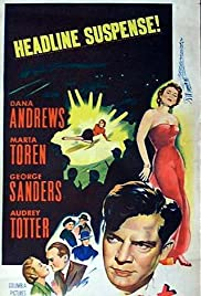 Assignment: Paris (1952) Poster - Movie Forum, Cast, Reviews