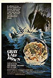 Gray Lady Down (1978) Poster - Movie Forum, Cast, Reviews