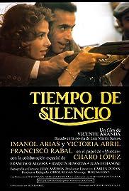 Tiempo de silencio Poster