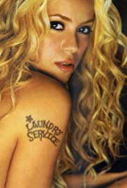 Shakira: Laundry Service - Washed and Dried Poster